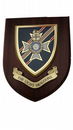 The Light Dragoons Regimental Military Wall Plaque